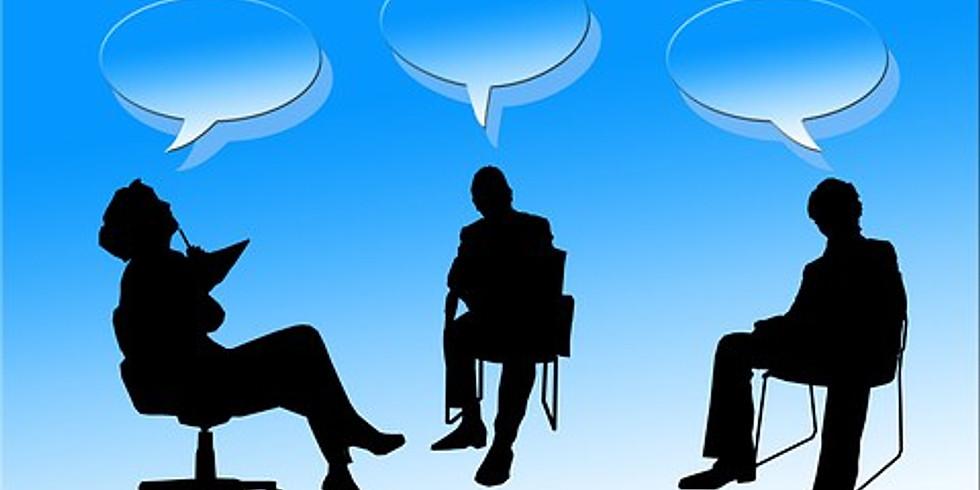 【ウェビナー式・1on1トレーニング】多国籍メンバーと対等に議論する力を身に着ける「ディスカッション力向上研修」