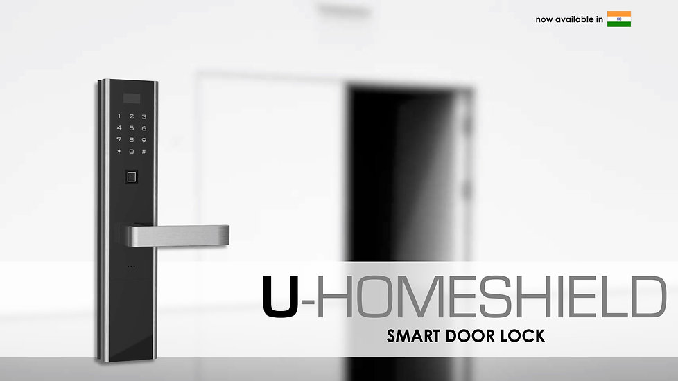 U-HOMESHIELD Smart Door Lock 1.jpg