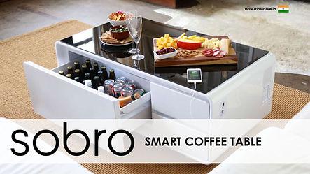 Sobro Smart Coffee Table Product Catalog