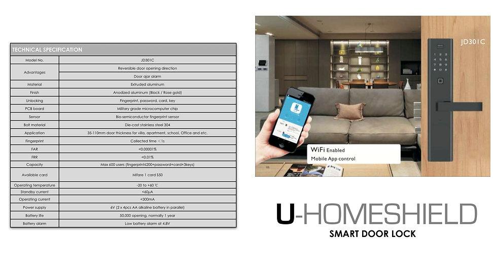U-HOMESHIELD Smart Door Lock 4.jpg