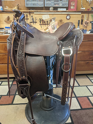 """McCall Lady Working Cow Horse 16"""""""