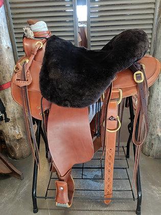 Sheepskin Seat Cover
