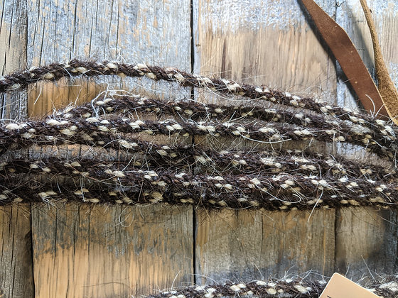 "Used 1/4"" Horse hair Get Down Rope"