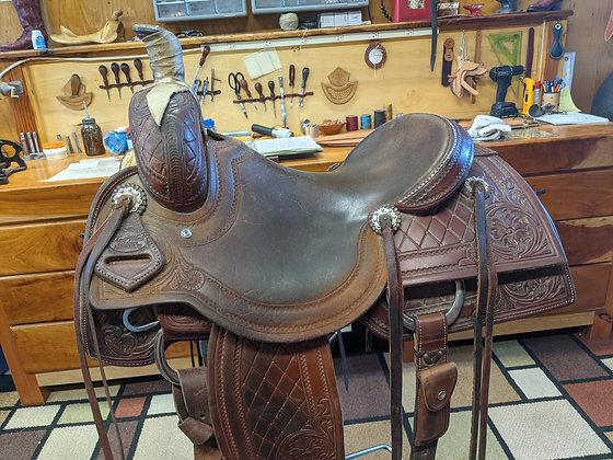"""15.5"""" Trent Ward Ranch cutter"""