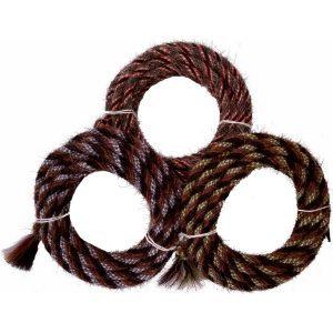 6-strand- mane hair colored
