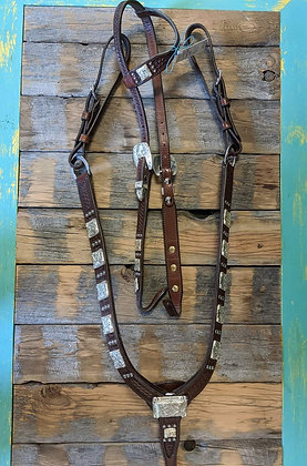 Flanagans Headstall and breastcollar