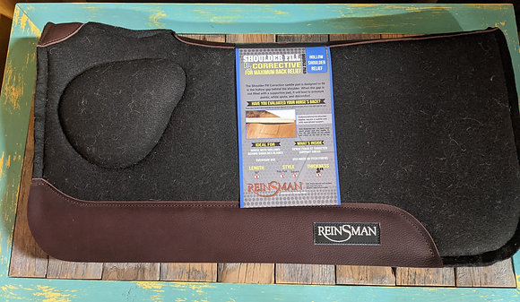 Reinsman Shoulder fill pad