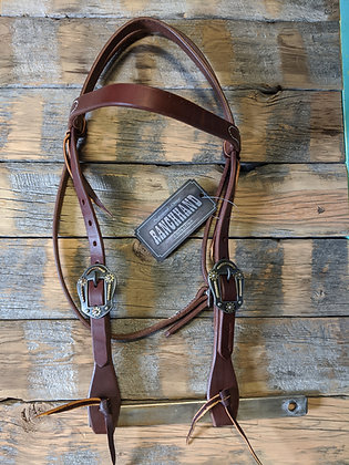 Ranch Hand Browband Headstall