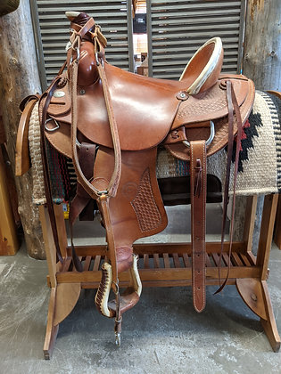 "14.5"" Colorado saddle"