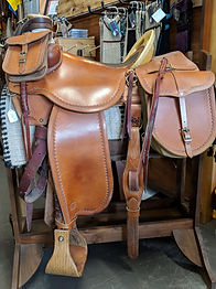 Bitterroot saddle comp $3500