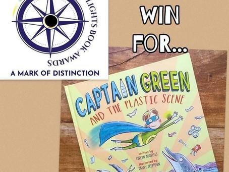 Northern Lights Book Award win...