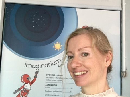Imaginarium with the Singapore Writers Festival