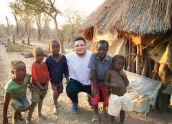 Caring Hearts Pediatrics en Zambia