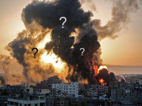 Атака на Израиль: тревожные ответы на логичные вопросы