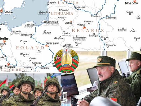 LUKASHENKO REDEPLOYING BELARUSIAN TROOPS TO THE WESTERN BORDER: WHAT COULD THAT MEAN?