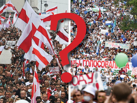 BELARUSIAN UPRISING, RUSSIAN PROTESTS: HIDDEN CAUSES AND POSSIBLE EVOLUTION