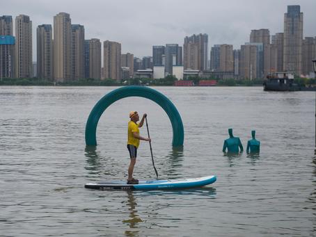 Наводнениe в Китае - глобальная катастрофа