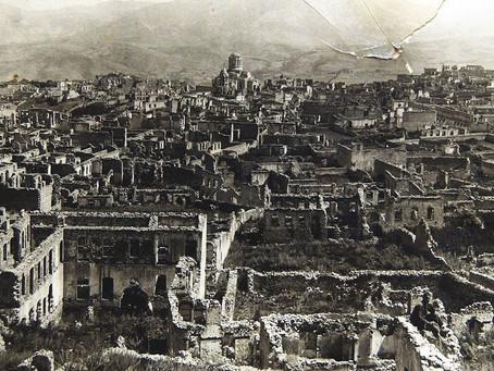 Небольшой экскурс в историю для тех, кто сегодня восторгается взятием Шуши войсками Азербайджана...