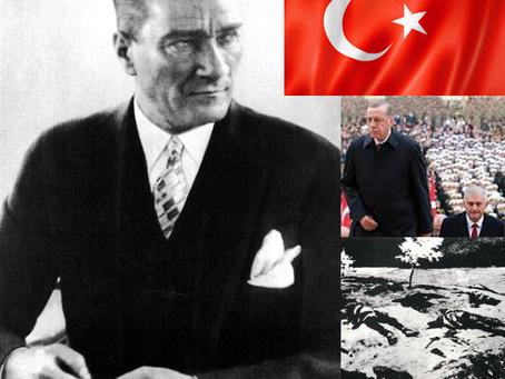 Турция: стоит ли плакать по уходящему наследию Кемаля Ататюрка? И если стоит, то кому?