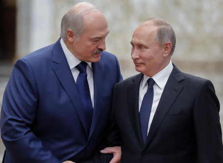 PUTIN AND LUKASHENKO: PLANNING A GENOCIDE IN BELARUS AND ANOTHER EUROPEAN WAR?