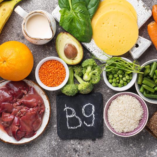 Витамин B9 / Фолиевая кислота