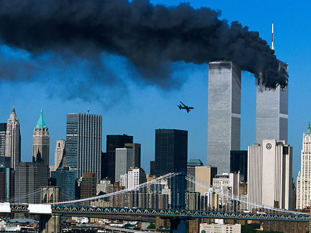A Couple of Thoughts in Connection with the 20th Anniversary of 9/11