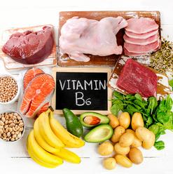 Витамин B6 / Пиридоксин