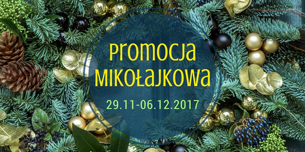 PROMOCJA Mikołajkowa