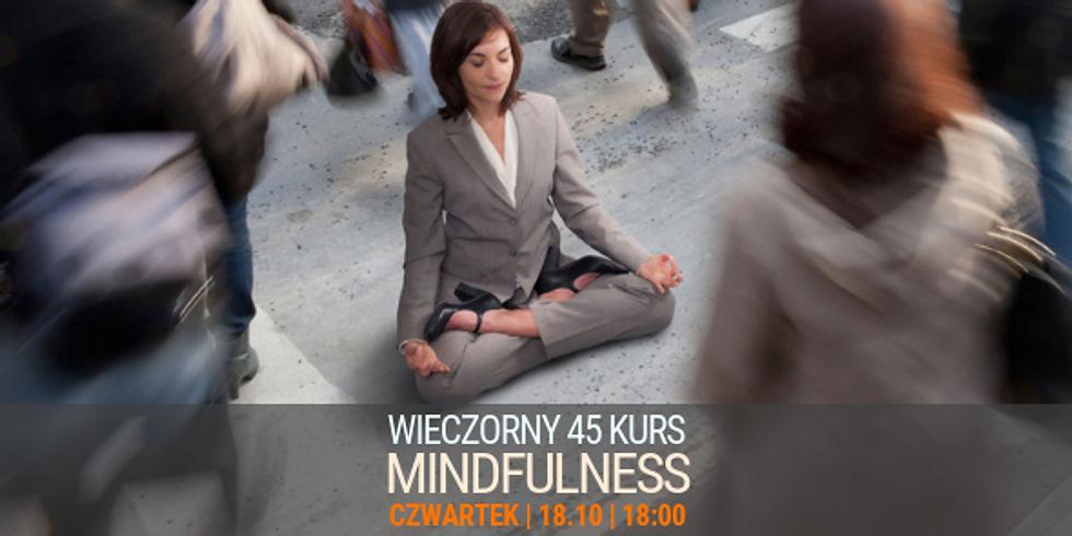 czwartkowy, wieczorny 45 Kurs Mindfulness (MBSR)