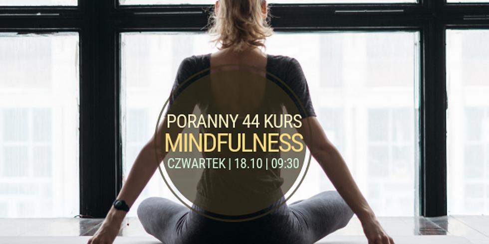 czwartkowy, poranny 44 Kurs Mindfulness (MBSR)  (