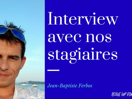 Nos DESJEPS parlent de nous! Interview de Mr Ferbos #desjeps #promo2019