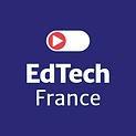 Logo référencement Edtech France