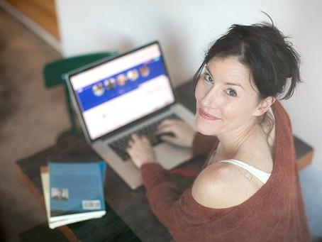 """Blue Up', un organisme précurseur et aguerri à la pratique du """"en-ligne"""""""