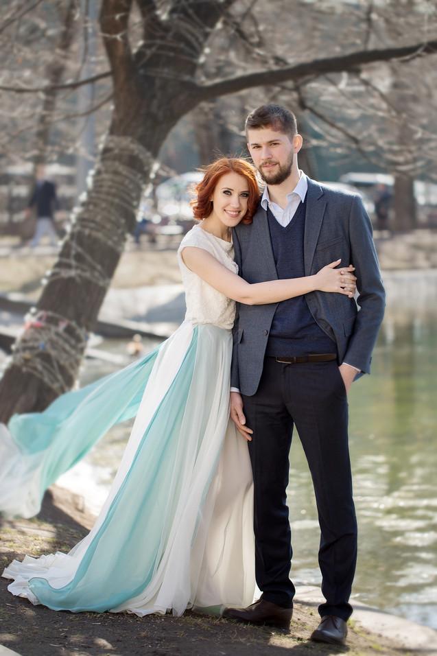 Свадебная фотосессия Марка и Евгении