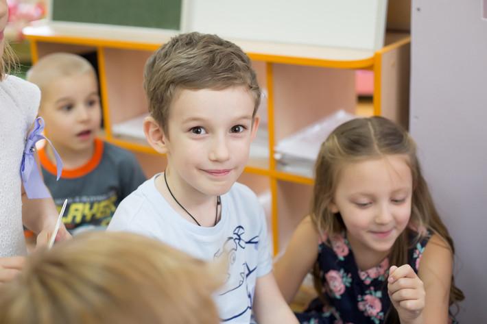 Детский сад «Ступени роста»