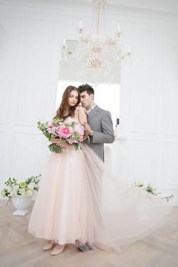 Свадебная фотосессия Яны и Дмитрия
