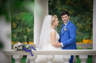 Свадебная фотосессия Никиты и Анастасии