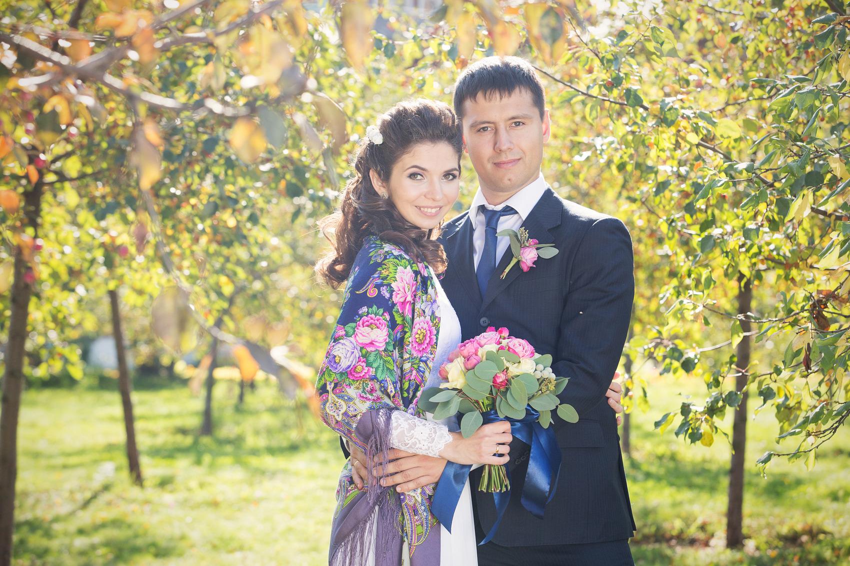 Анастасия и Денис