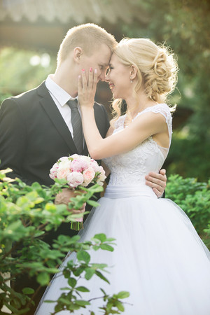 Свадебная фотосессия Павла и Екатерины
