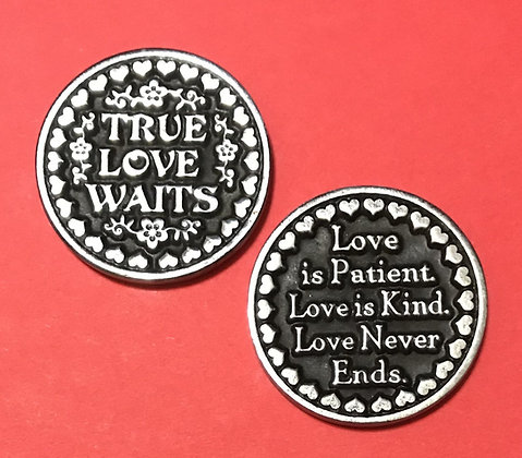 True Love Waits Token
