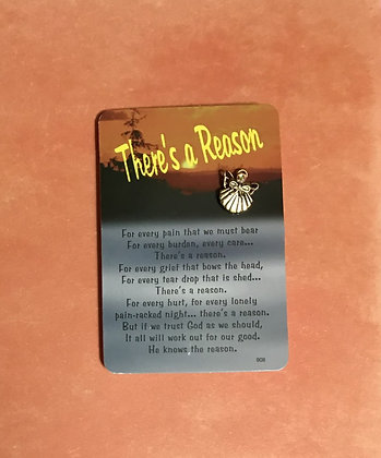 There's a Reason Angel Pin Set #112