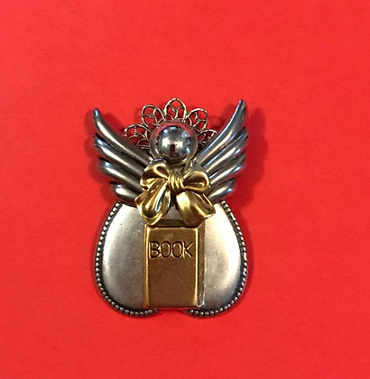 Librarian Angel Pin #740
