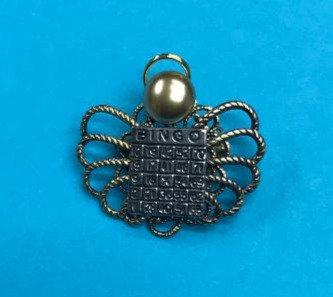 Bingo Angel Pin #331