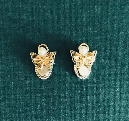 Pierced Angel Earrings  #142E