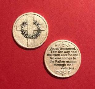 John 14:6, I Am The Way Token