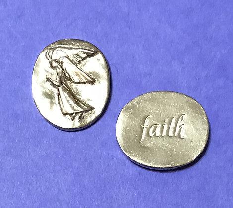 Pocket Angel of Faith