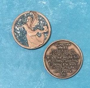 Guardian Angel Companion Coin