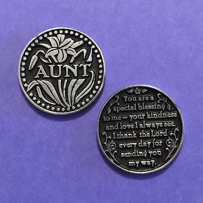 Aunt Token