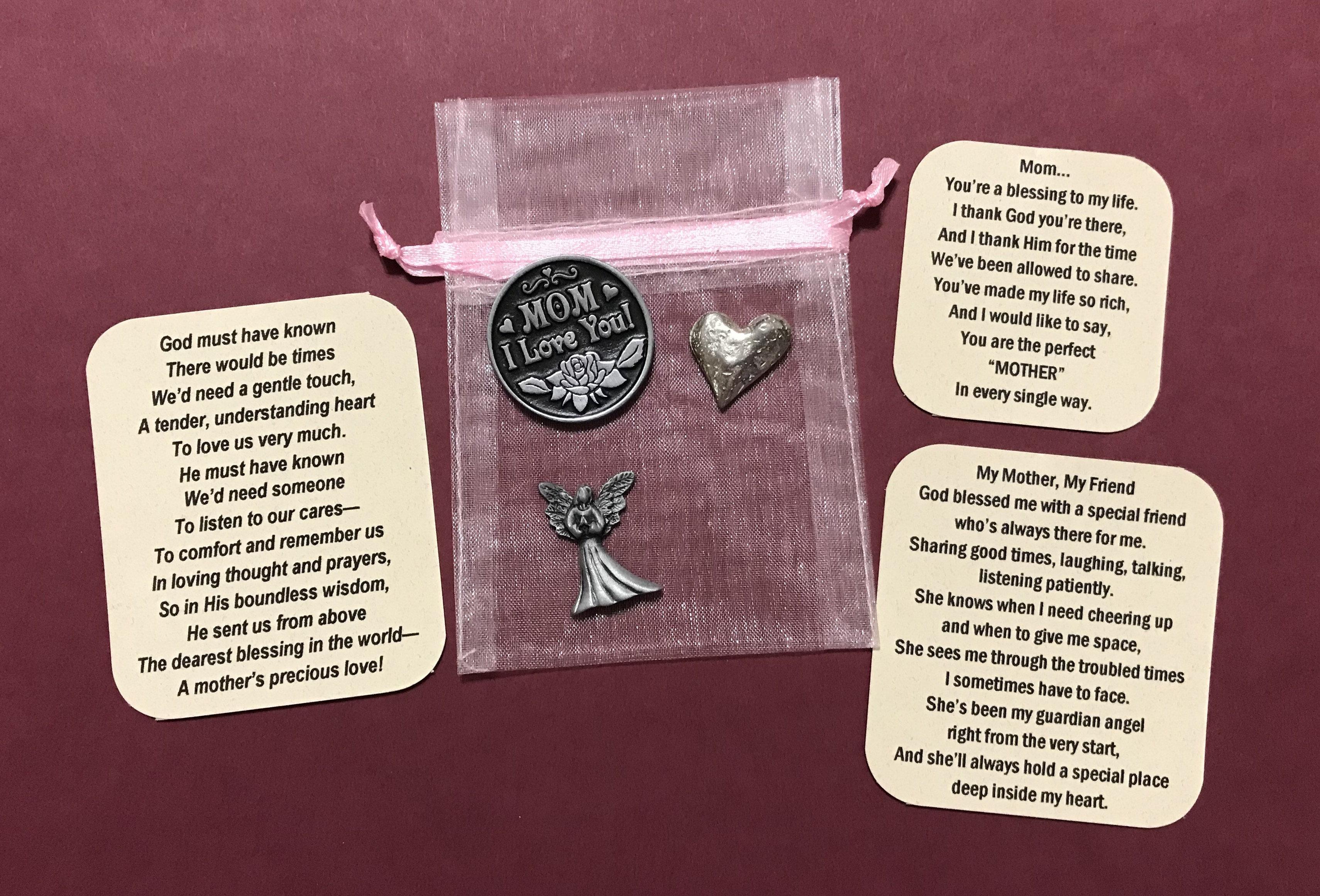 Mom Token Gift Set | angeldesignsbydenise