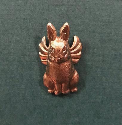 Bunny Angel Pin #680